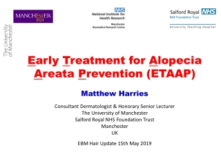 Areata Prevention (ETAAP)