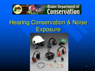 Listening to Conservation Noise Exposure