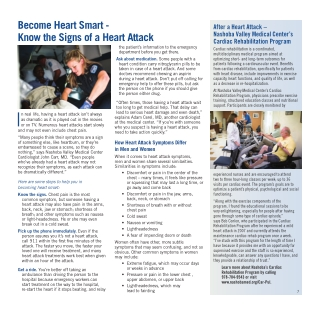 Become Heart Smart - Know the Signs of a Heart Attack