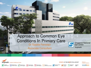 Conditions In Primary Care