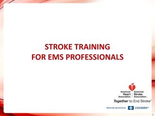 FOR EMS PROFESSIONALS