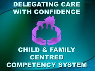 Designating CARE WITH CONFIDENCE CHILD FAMILY Centered COMPETENCY SYSTEM