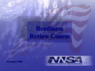 Preparation Review Course