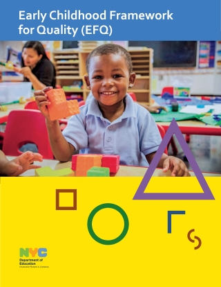 Early Childhood Framework for Quality (EFQ)