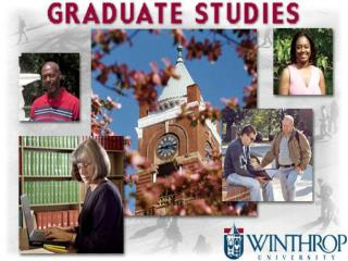 WINTHROP College MBA