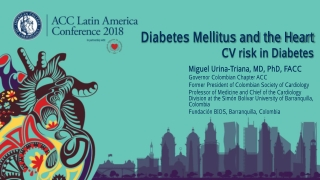 Diabetes Mellitus and the Heart
