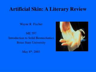 Counterfeit Skin: An Abstract Audit
