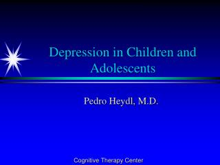 Sadness in Children and Adolescents