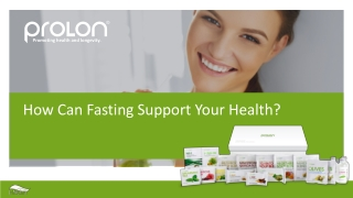 How Can Fasting Support Your Health?