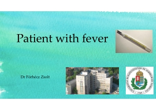 Patient with fever