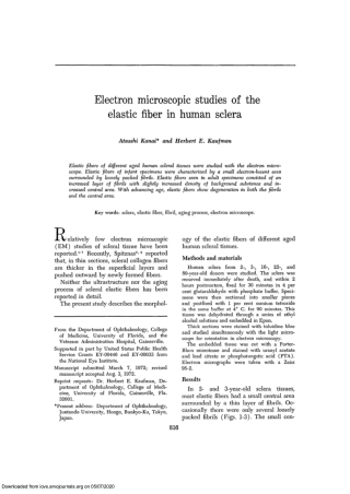 R datively few electron microscopic