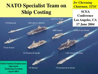 NATO Expert Group on Boat Costing