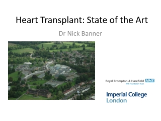 Heart Transplant: State of the Art