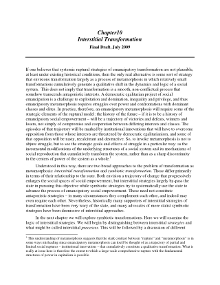 Chapter10 Interstitial Transformation