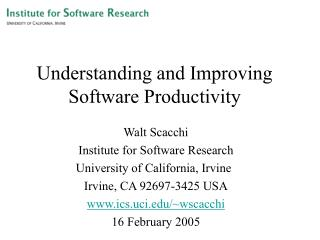 Understanding and Enhancing Programming Profitability