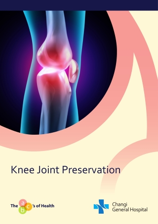 Knee Joint Preservation