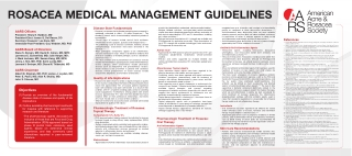 ROSACEA MEDICAL MANAGEMENT GUIDELINES