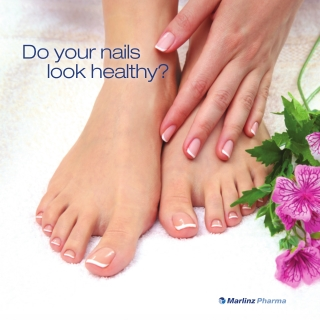 Do your nails look healthy?