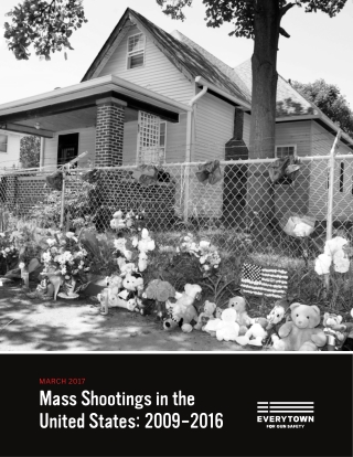 Mass Shootings in the United States: 2009–2016