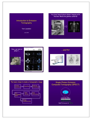 Introduction to Emission Tomography