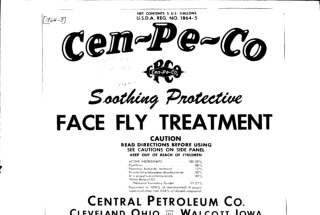 CENTRAL PETROLEUM CO.