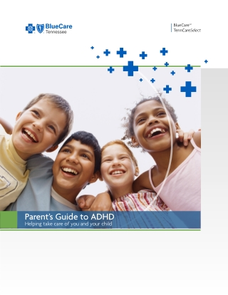 Parent's Guide to ADHD