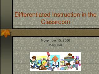 Separated Instruction in the Classroom