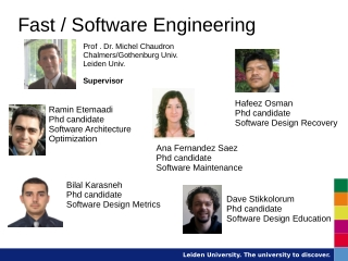 Fast / Software Engineering