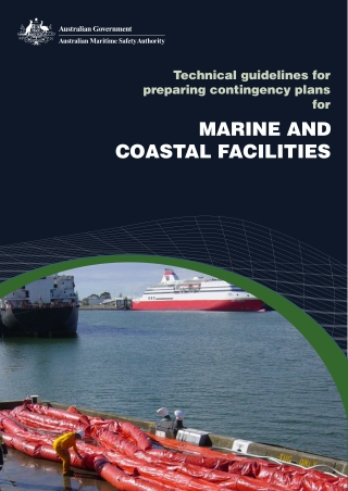 MARINE AND COASTAL FACILITIES