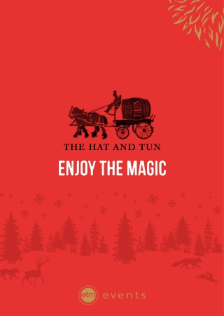 enjoy the magic