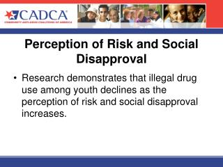 View of Risk and Social Disapproval