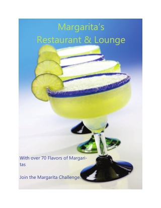 Margarita's Restaurant & Lounge