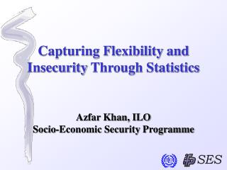 Catching Flexibility and Insecurity Through Statistics