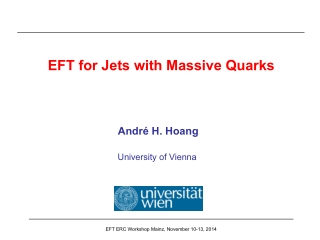 EFT for Jets with Massive Quarks