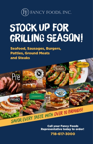 StoCk Up For gRilLinG sEasOn!