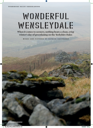 WONDERFUL WENSLEYDALE