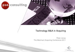 Technology M&A in Acquiring