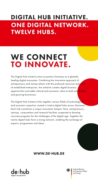 WE CONNECT TO INNOVATE.