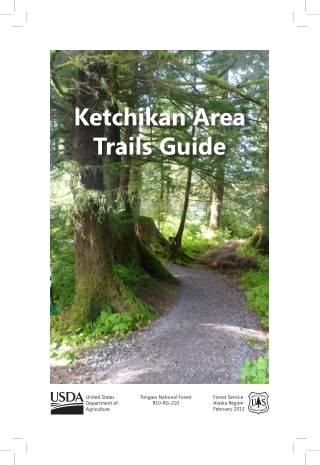Ketchikan Area Trails Guide