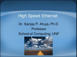 High Speed Ethernet