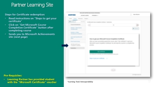 Partner Learning Site Partner Learning Site