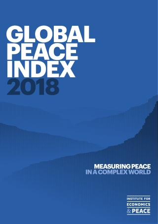 Quantifying Peace and its Benefits