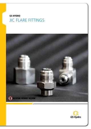 JIC FLARE FITTINGS