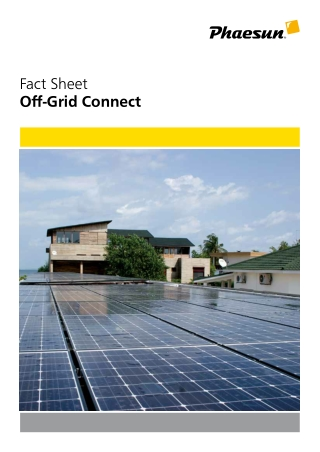 Off-Grid Connect