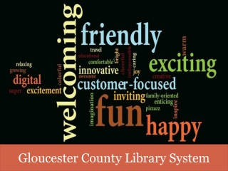 Gloucester County Library System