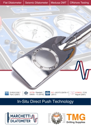 In-Situ Direct Push Technology