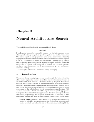 Neural Architecture Search