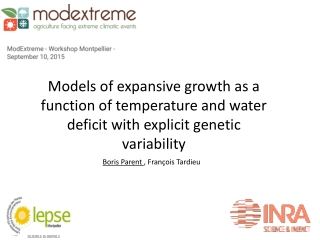 deficit with explicit genetic