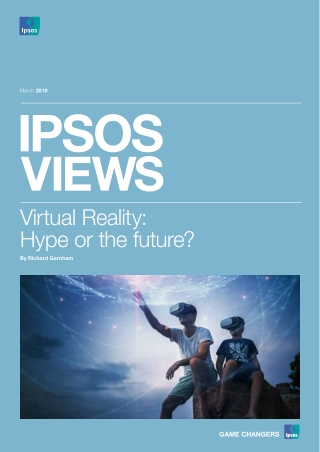 Virtual Reality: Hype or the future?