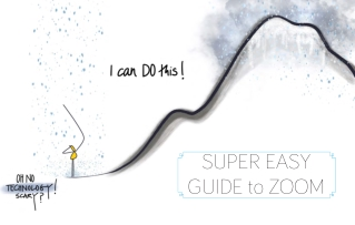 SUPER EASY GUIDE to ZOOM